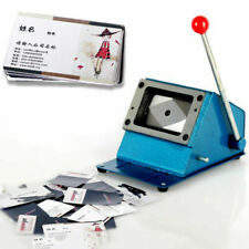 Manual PVC business ID card cutter cutting machine
