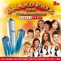 Grand Prix der Volksmusik 2003-Finale [2 CD]