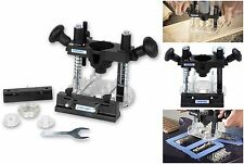 Plunge Router Attachment Rotary Tool Model Repair Home Construction Rapid Dremel