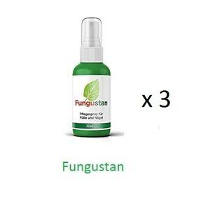 (43,80€/100ml) 3 x 50 ml Fungustan - Spray gegen Fußpilz und Nägelpilz