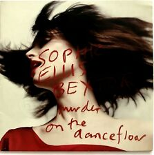 SOPHIE ELLIS BEXTOR : MURDER ON THE DANCEFLOOR - [ CD SINGLE ]
