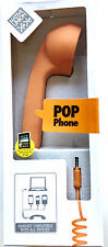 POP PHONE FUN HANDSET FOR THOSE THAT MISS HOLDING A REAL PHONE ~ NEW IN OPEN BOX