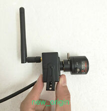 Mini wifi wireless IP camera 2.8-12mm ZOOM lens P2P ONVIF network 1.0MP 720P box