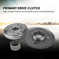 Metal 60 Tooth Starter Clutch Set For Scooter GY6/125CC/150CC/152QMI/157QMJ/ATV