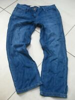 Ladies NEXT CROP everyday JEANS size UK 6 relaxed slim fit pedal pusher capri