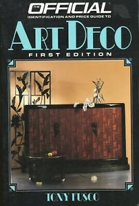 Art Deco Collectibles - Glass Pottery Furniture Fashion Etc. / Book + Values