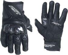 RST 2123 Stunt III CE Approved Sports Road Motorbike Glove Black 10 - L