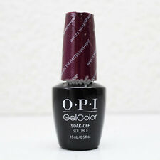 OPI GelColor Soak Off LED/UV Gel Nail Polish What's the Hatter with You ? #GCBA3