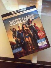 New listing Justice League (Dvd, 2018, 4K Ultra Hd Blu-ray/Blu-ray)