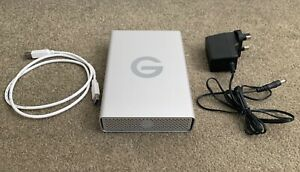G-Technology G-DRIVE 4TB - USB 3, 7200 rpm - Almost New