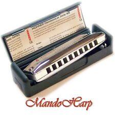 Hohner Harmonica - 580/20/C Meisterklasse MS (KEY OF C) NEW