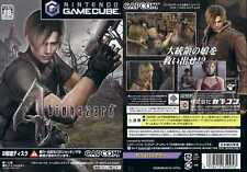 Used RESIDENT EVIL BIOHAZARD 4 Capcom NINTENDO GAMECUBE GC JAPANESE JAPANZON