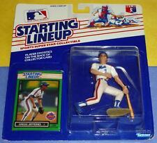 1989 GREGG JEFFERIES New York Mets Rookie - FREE s/h - Starting Lineup