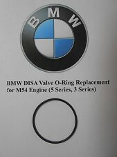 BMW DISA Valve O-Ring Replacement for M54 Engine (5 Series, 3 Series)