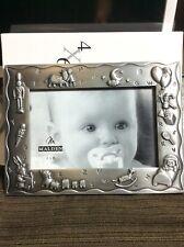 Malden International Designs Sweet Dreams Baby 4 x 6 Metal Picture Frame. New