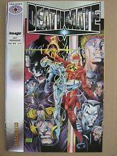 1993 VALIANT COMICS DEATHMATE PROLOGUE SILVER FOIL EDITION