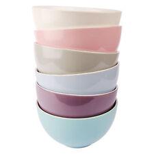 Müslischalen im Vintage -/Retro-Stil aus Keramik