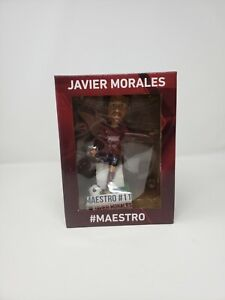 Real Salt Lake Javier Morales BOBBLEHEAD # 11 Maestro Real Salt Lake