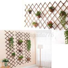 More details for expanding garden natural climbing plant support wall trellis panels home