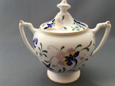 Coalport Pageant Footed Lidded Sugar Bowl Tea