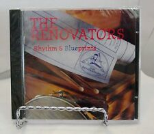NEW, sealed Rhythm & Blueprints by The Renovators (CD, Jan-2000, Berger Platter