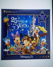 Disneyland Paris 25th Anniversary Photo Album, NEW