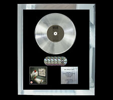 MUSE DRONES MULTI (GOLD) CD PLATINUM DISC FREE SHIPPING TO U.K.