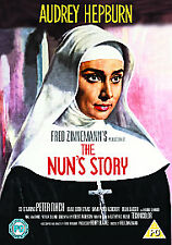 The Nun's Story DVD NEW SEALED Audrey Hepburn