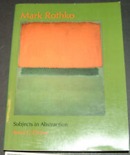 Mark Rothko by Anna Chave (1991, Paperback, Reprint)