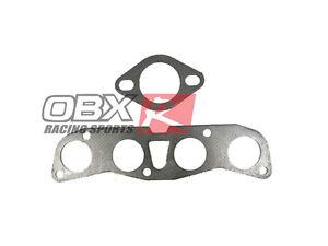 OBX Graphite Gasket Header Exhaust Gasket Fit 07 08 09 Nissan Sentra Spec-V 2.5L
