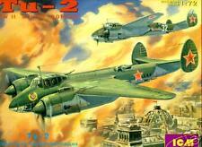 ICM 1/72 Tupolev Tu-2  Russian WW2 Bomber Model Kit