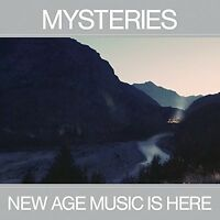 MYSTERIES - NEW AGE MUSIC IS HERE  VINYL LP NEU
