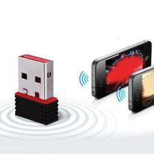 USB Nano Mini Wireless Wifi Adapter Dongle Receiver Network LAN Card PC 150Mbps