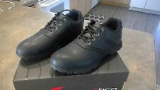 NIB!!  BCG™  Men's Classic Golf Shoe  SIZE   9     COLOR  BLACK   FWBCGF2004