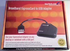 StarTech Broadband ExpressCard to USB Adapter - ECU2USB - U2-000-EC10-11-02361