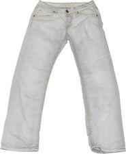 Camp David  Jeans  W33 L32  Grau  Stretch  Used Look