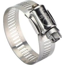 New listing Ideal 3-1/2 In. - 5-1/2 In. All Stainless Steel Marine-Grade Hose Clamp- Pack 1