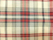 ONE KING Size Ruffled Pillow Sham from Ralph Lauren in the Cape May Madras Plaid