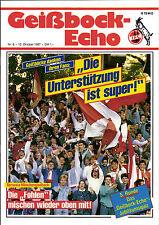 BL 87/88 1. FC Köln - Borussia Mönchengladbach, 10.10.1987