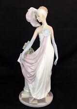 "Lladro Porcelain Dama Charleston Socialite of the 20's 13-1/4"" Figurine #5283"