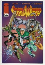 STORMWATCH PREVIEW #1 NM/NM+ Near Mint (Image Comics 1997 Series) Ellis / Gibson