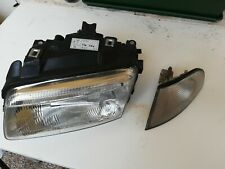 Audi A4 B5 Scheinwerfer + Blinker LINKS H4