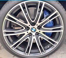 """BMW G30 G31 G11 G12 5 & 7 Series OEM 759i 20"""" V-Spoke Wheel Rim Set Brand New"""