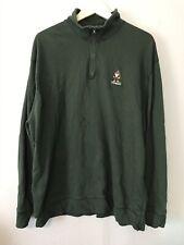 Disney Parks Walt Disney World Grumpy Sweatshirt Mens XXL Green Sweater