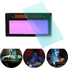 Solar Automatik Schweißhelm Schweißschirm Schutz Glas Ersatzglas für Schweißmask