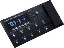 Boss Gitarre Effekte Prozessor GT-1000 Multi Schwarz Blau Audio Equipment