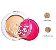 Avon Color Trend Pressed Powder in TRANSLUCENT