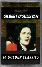 Gilbert O'Sullivan - Unforgettable 16 Golden Classics  RARE OOP ORIG Cassette M+