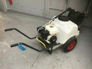 Honda Gx 160 Taskman Bowser Petrol Pressure Washer Jet Washer