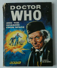 More details for doctor who and the invasion from space - william hartnell storybook annual